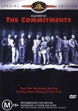 The Commitments (DVD) GREAT MOVIE & SOUNDTRACK LIKE NEW CONDITION FREE FAST POST