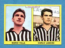 CALCIATORI PANINI 1966-67 - Figurina-Sticker - VILLA#LANCINI - PALERMO  -Rec
