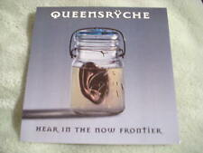 Rare Promo Queensryche Sticker Hear In the Now Frontier 1997 Geoff Tate Emi rock