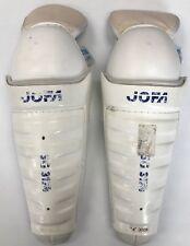 "Vintage Rare Jofa SG3174 14"" Ice Hockey Player Shin guards size Senior vtg pads"