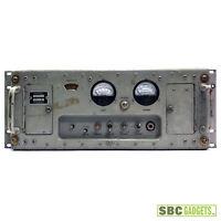 Vintage Navy Military AN/URR-35B Receiving Set Radio