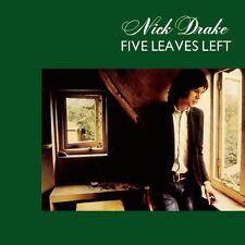 Nick Drake-Cinco Hojas izquierda - 180 Gr Vinilo Lp & descargar * Nuevo y Sellado *