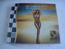 Mariah Carey - Unique & Rare HONG KONG only 3 CD Wooden Box set // sealed