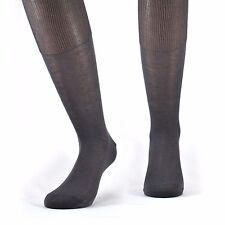 6 paia di calze lunghe UOMO in 100 % cotone Filo di Scozia