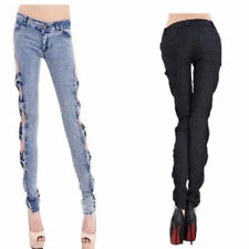 Unbranded Leggings Ripped Pants for Women