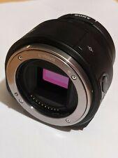 Sony Alpha QX1 20.1MP Digital Camera *RARE* USA Seller!