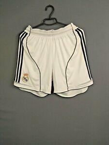 Real Madrid Shorts Size LARGE Mens Football Soccer Adidas ig93