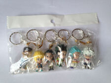 Hunter x Hunter Anime action Figures Keychains Set 6pcs