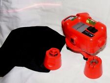 BLACK & DECKER LZR310 horizontal et vertical laser Case & Pièces MADE ENGLAND