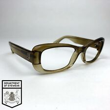 GUESS eyeglasses TRANSLUCENT TOFFEE TWO TONE RECTANGLE frame MOD: GU7067