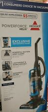 Bissell PowerForce Helix Bagless Upright Vacuum Corded Multi-Surface Blue 2191 ✅