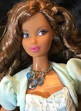 Miss Birthstone Beauty- Model Mattel fashion barbie doll O2-39