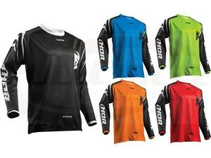 Thor MX Sector Zones Youth Jersey / Riding Shirt Boy's Sizes MX/ATV/BMX/MTB/UTV