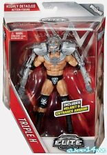WWE Elite Collection HHH TRIPLE H IN TERMINATOR OUTFIT WRESTLEMANIA