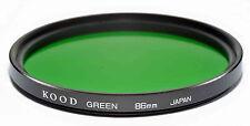 Kood Green Filter Made in Japan 86mm