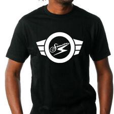 Motorrad Halbarm Herren-T-Shirts in normaler Größe