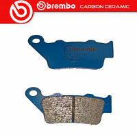 Brake Pads BREMBO Carbon Ceramic Rear For KTM Duke 790 Prototype 17>
