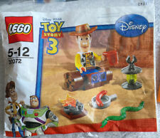 Lego 30072 Toy Story 3 Woody fuego de campamento Bolsa De Polietileno-Nuevo