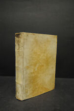 Calerino - Calepinus parvus, Seu Dictionarium - 1635