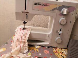 Bernina 1005 Freehand embroidery Multi- Decorative Stitch Sewing machine