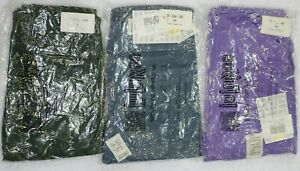 LuLaRoe Women's Solid Leggings Asst Color One Size O/S Wholesale Lot (3 Items)