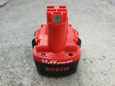 BOSCH 14.4 V Batterie 2.6Ah NiMH Heavy Duty 'O' PACK 2 607 335 685