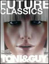 Oni & Guy HAIR STYLING HAIRDRESSING nupcial Future Classics 4 DVD de pelo l2