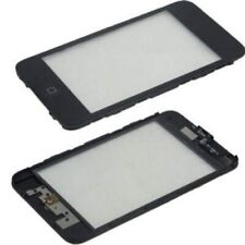 For iPod Touch 3rd Gen Front Glass Digitizer Screen +Frame +Home Button Assembly