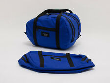 KJD LIFETIME expandable saddlebag liners for BMW Expandable Sport Cases (Blue)