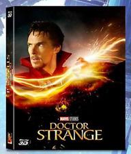 "MOVIE ""Doctor Strange"" Steelbook Fullslip (A1) Blu-ray/(2D+3D)"