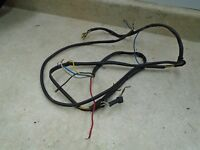 Garelli 98cc 100 TRAIL Used Main Wire Harness 60s WD RB55