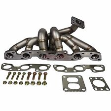 REV9 HP-Series For RB26 Equal Length T4 Top Mount Turbo Manifold Performance