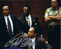 ROBERT SHAPIRO O.J. SIMPSON TRIAL LAWYER SIGNED AUTHENTIC 8X10 PHOTO 8 w/COA