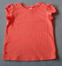 Target Girls Apricot Tee, Size 1