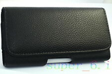 Belt Clip Leather Case Pouch for Apple iPhone 6 6S with Rotating Swivel Holster
