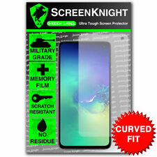 ScreenKnight Samsung Galaxy S10E SCREEN PROTECTOR - CURVED FIT