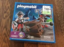 Playmobil 5860 Castle Knights with Crossbow, EUC, Complete with Original Box