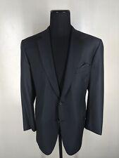 Brioni Wool-Silk-Cashmere Sport Coat 2 Btn Side Vents US Size 50 Long