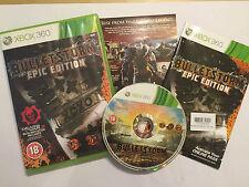 Xbox 360 juego Bulletstorm Epic Edition + CAJA y INSTRUCCIONES/COMPLETO PAL