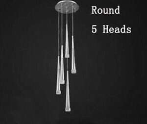 Meteor Shower LED Cone Ceiling Pendant Light Restaurant CafeBar Originality Lamp
