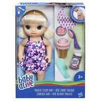 "Orig. Hasbro >>> Baby Alive  ""Zaubereis Baby"" <<< 35 cm"