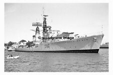 rp17784 - Royal Navy Warship - HMS Crossbow D96 - photo 6x4