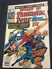 What If #6 The Fantastic Four Had Different Super-Powers? 1977 Marvel Disney+