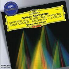 Chicago Symphony Orchestra, Daniel Barenboim - Symphony 3 [New CD] Germany - Imp