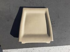 BMW E28 535is 535i M5 Sport Seats Recaro Style Beige Leather Back Cover 1982-88