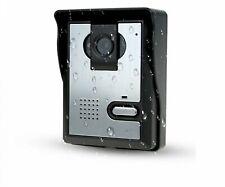 Video Door Phone Intercom System Door Bell Outdoor Camera With CMOS Night Vision