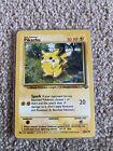 Pokemon Cards - Pikachu - Mint Condition