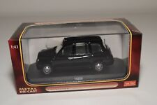 * SUNSTAR SUN STAR 10200 AUSTIN TX1 LONDON TAXI CAB 1998 BLACK MINT BOXED