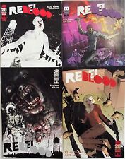 REBEL BLOOD 1B,2,3,4 (1-4)...NM-...2012...Alex Link,Riley Rossmo...Bargain!