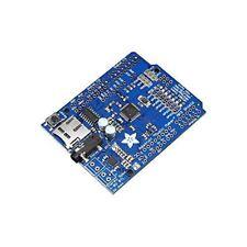 """Adafruit """"Music Maker"""" MP3 Shield for Arduino w/3W Stereo Amp - v1.0 [ADA1788]"""